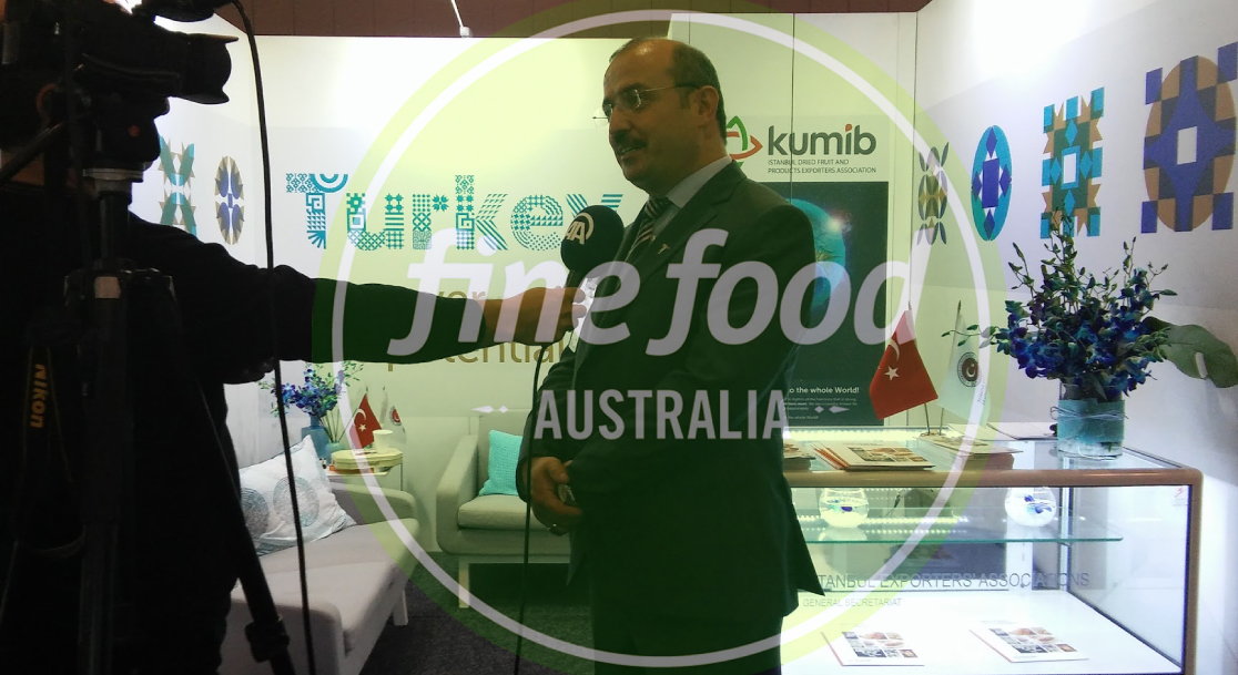 "Fine Food Australia 2017: ""Turkish Food Exporters Look Forward to Meet with Australian Partners Again!"""