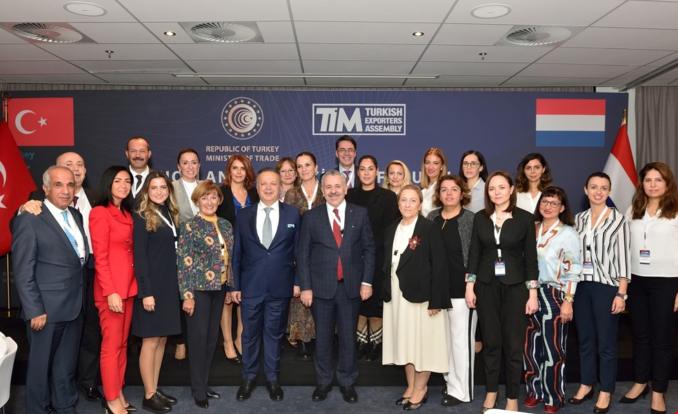 TİM WOMEN'S COUNCIL IN NETHERLANDS