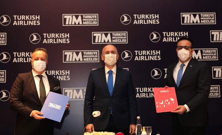 A Cooperation Between TİM And THY to Boost Exports