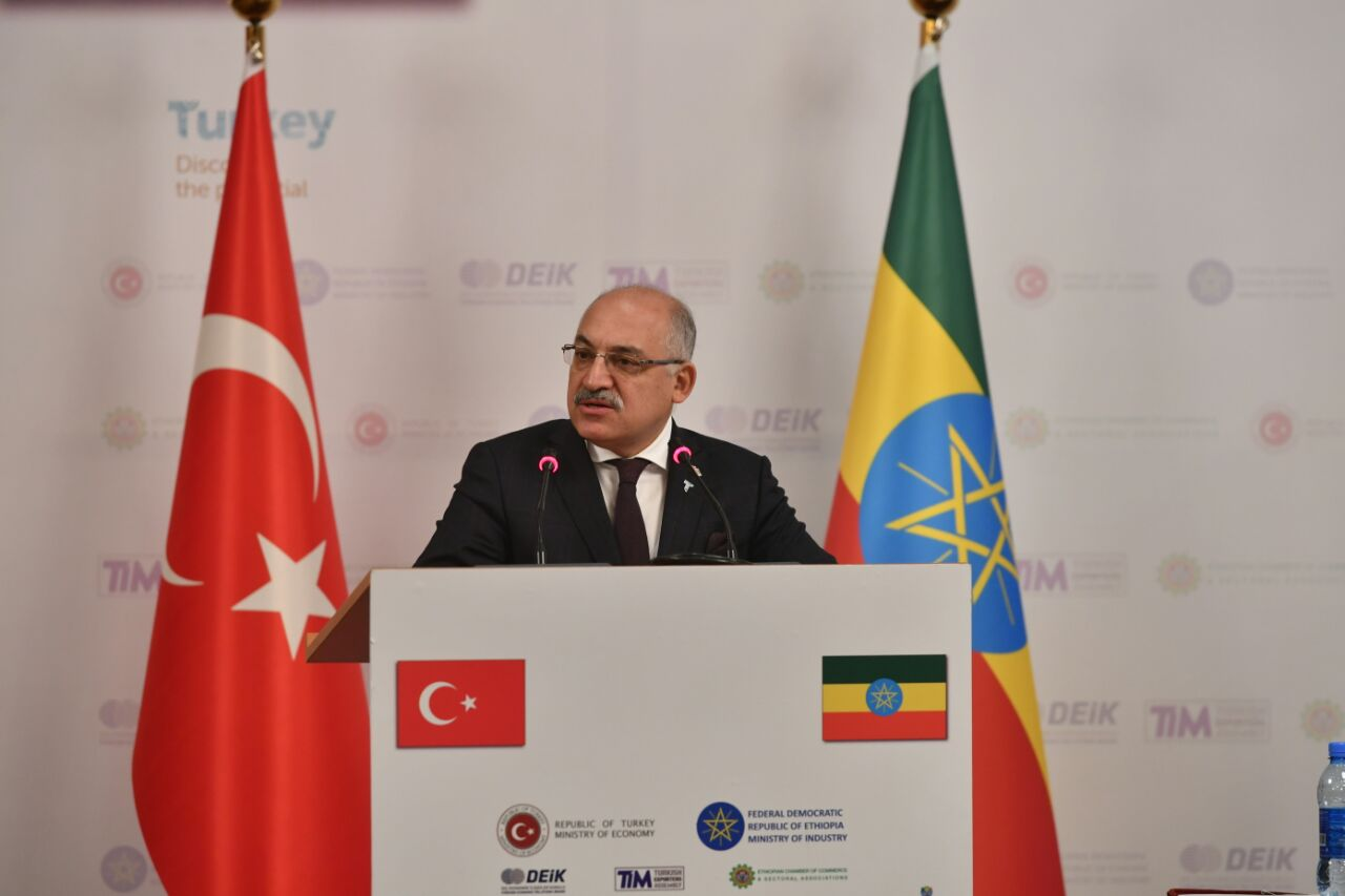 Büyükekşi Paid Official Visits To Ethiopia And Djibouti